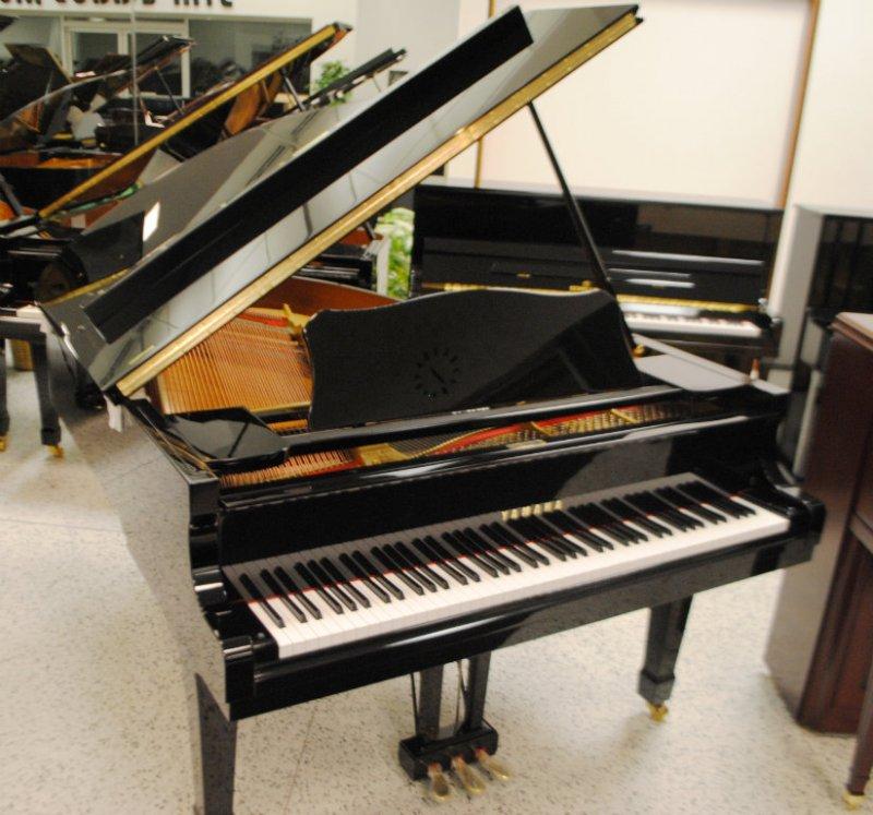 yamaha grand piano c3 - photo #23