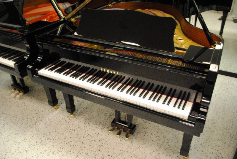 yamaha grand piano c3 - photo #21