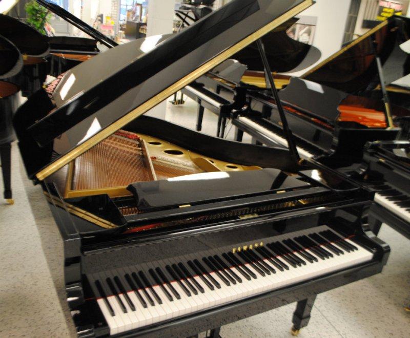 Yamaha c3 grand piano ebay for Yamaha c3 piano
