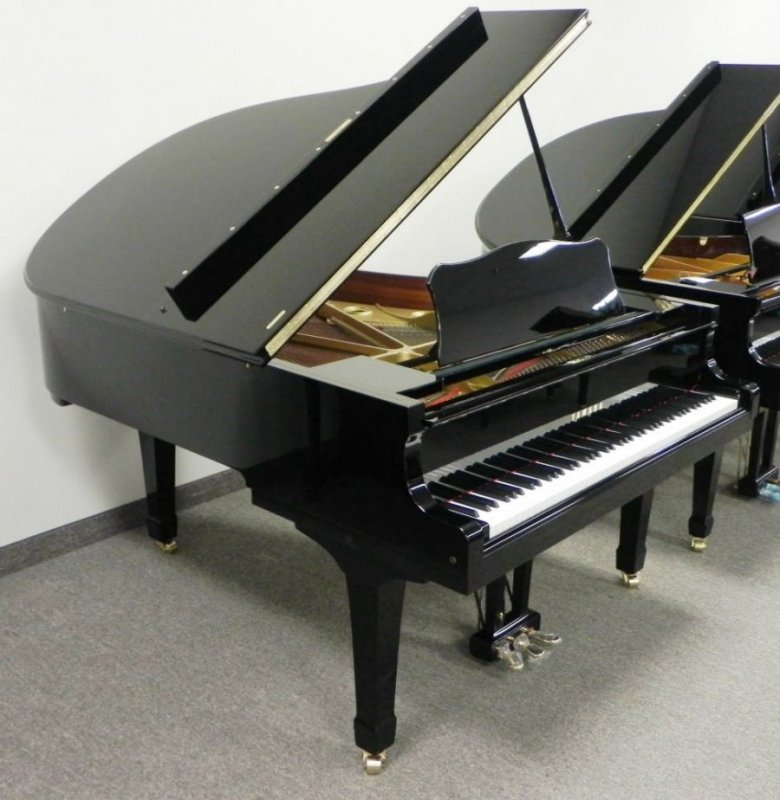 yamaha grand piano c3 - photo #3