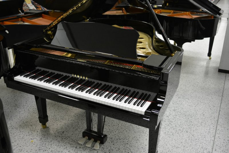 yamaha grand piano c3 - photo #5