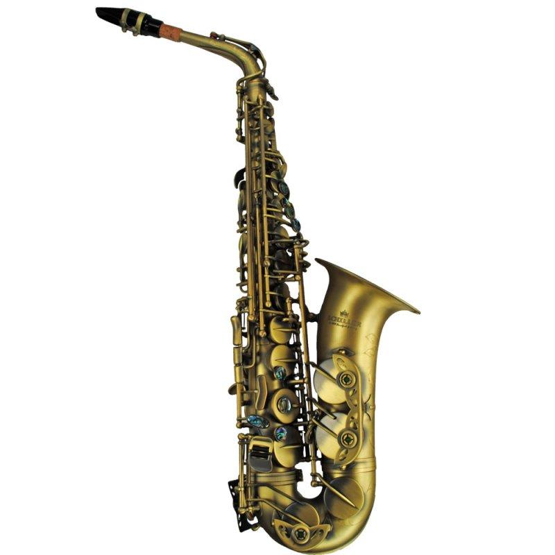 Vintage Alto Saxophone 37
