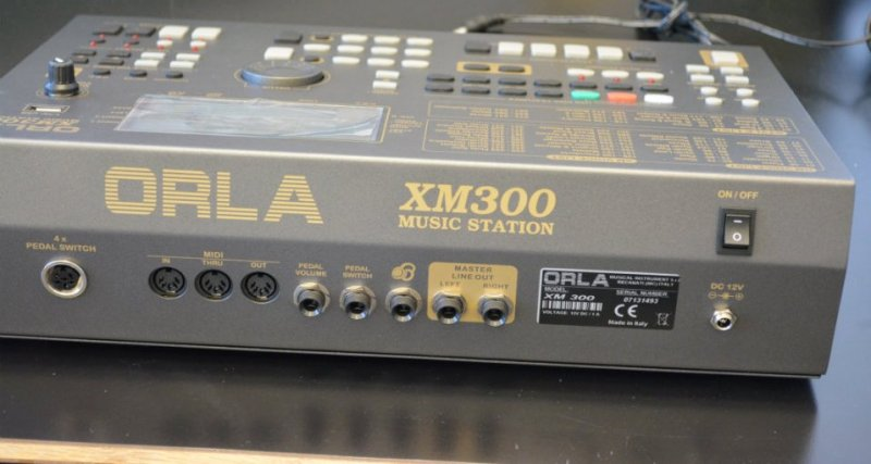 orla xm300 accordion midi sound module. Black Bedroom Furniture Sets. Home Design Ideas