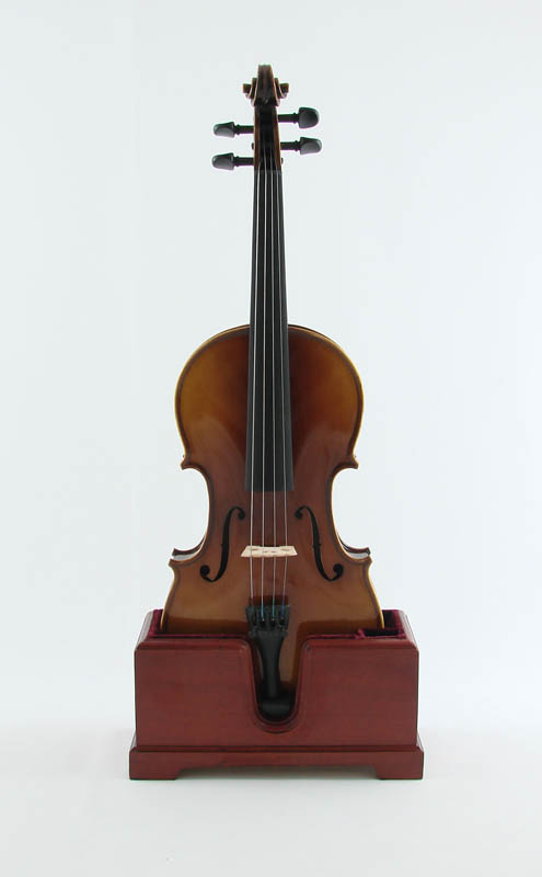 Vienna Strings Violin Stand Hardwood Box Stand