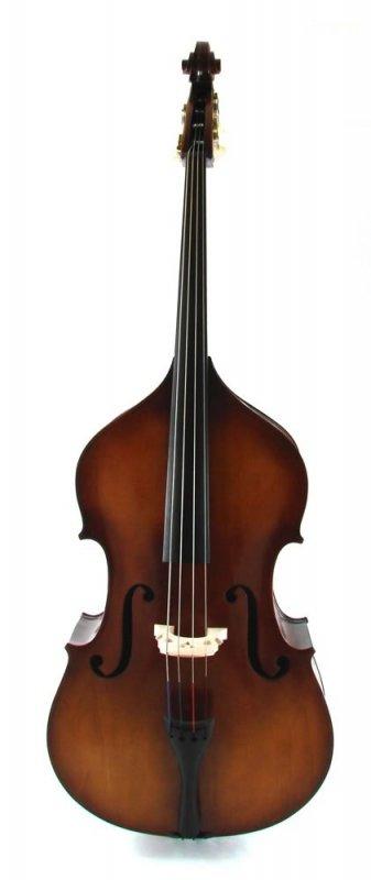 frankfurt upright string bass 3 4 size by vienna string ebay. Black Bedroom Furniture Sets. Home Design Ideas