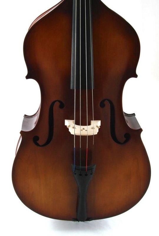 frankfurt upright string bass 3 4 size by vienna string. Black Bedroom Furniture Sets. Home Design Ideas