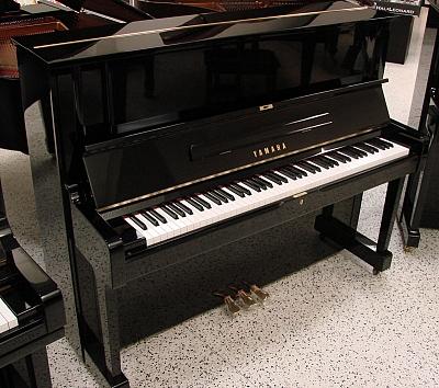 Hello kitty lamps yamaha upright pianospecialist piano for Yamaha u1 silent piano review